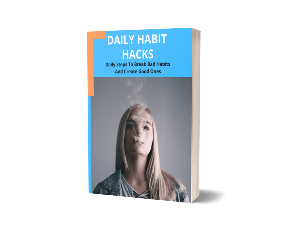 daily habits ebook