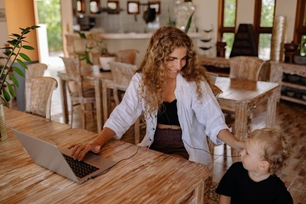 typing jobs for stay at home moms